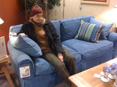 The Sex Room Couch?