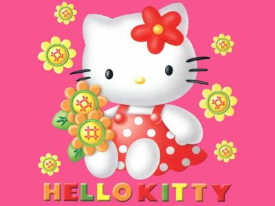 hello kitty love. -I love Hello Kitty!
