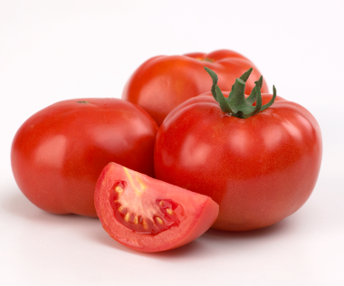 healthy tomatoes packed with nutrients like lycopene