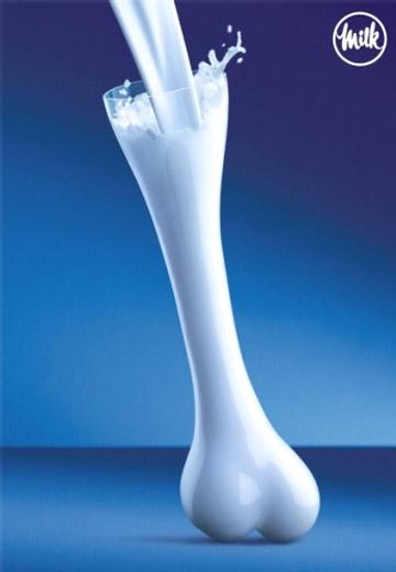 into white bone/white